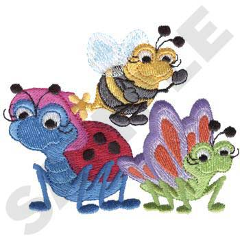Ladybug and Friends