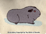 CAVY EMBROIDERY